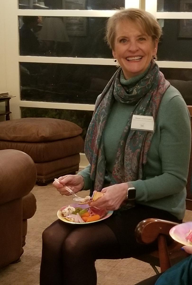 Member Susan Huchinson