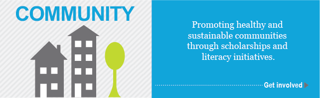 Community - Promoting Healthy Sustainable Communities