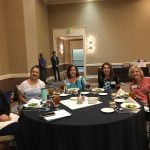 Group of ladies at Texoma Conference
